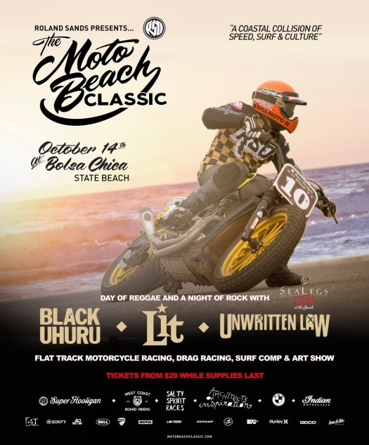 Moto+Beach+Classic+Poster